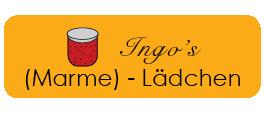 Ingo's (Marme) – Lädchen Logo